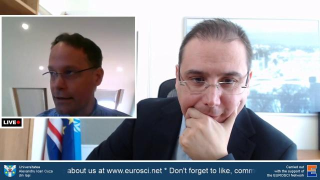 Embedded thumbnail for Giacomo Benedetto: The history of the EU budget | EUROSCI Network Lecture