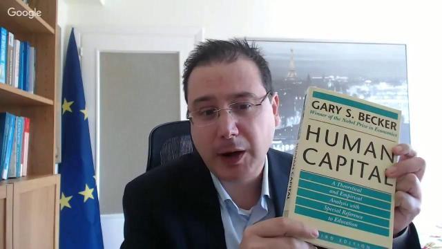 Embedded thumbnail for Curs: Capitalul uman, salariile si creșterea economică în Uniunea Europeană